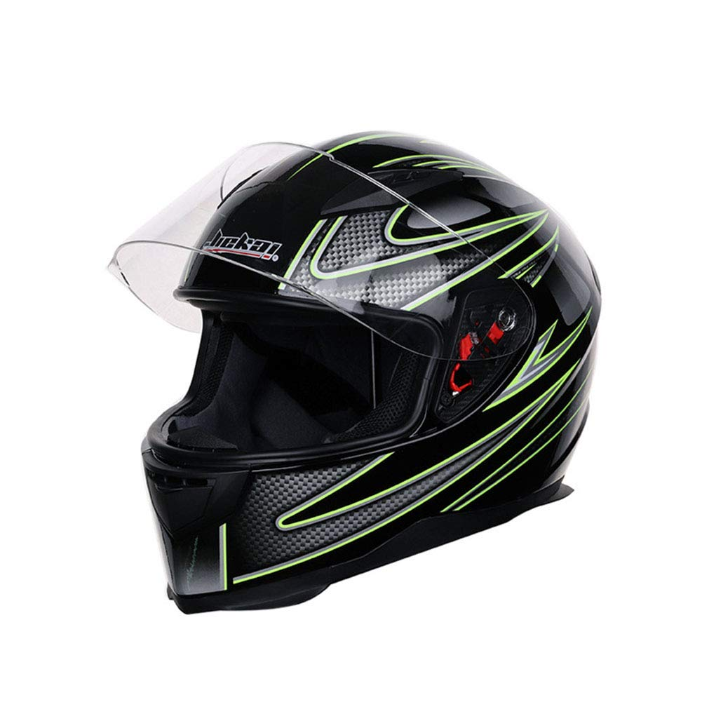 GLEI-TK Motorradhelm ABS Demontage Regengummi-Ring schnelle Schnalle-abnehmbare warme Kragen