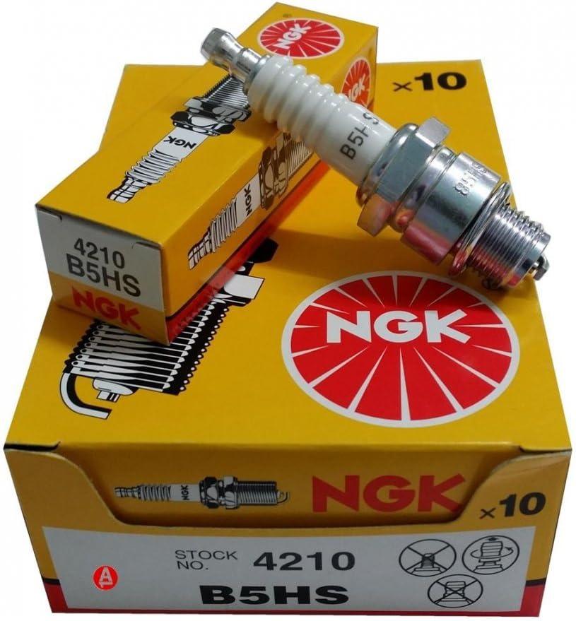 Zündkerze Ngk B5hs 4210 Box Von 10 Qualität Plugs L90 C L86 C W8ac Sp102 Ej Auto