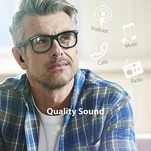 Top 10 Best Invisible Bluetooth Earpieces Reviews 2018-2019 - Magazine cover