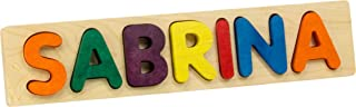 product image for Name Puzzle, Bright Colors - 7 Letters - Made in USA