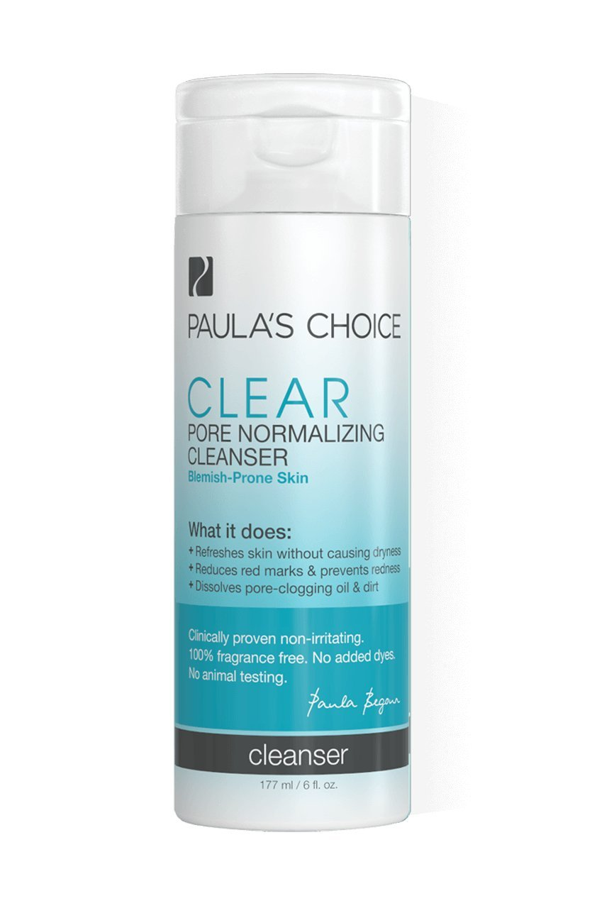 Paula's Choice CLEAR Acne Cleanser for Blemish-Prone Skin - 6 oz