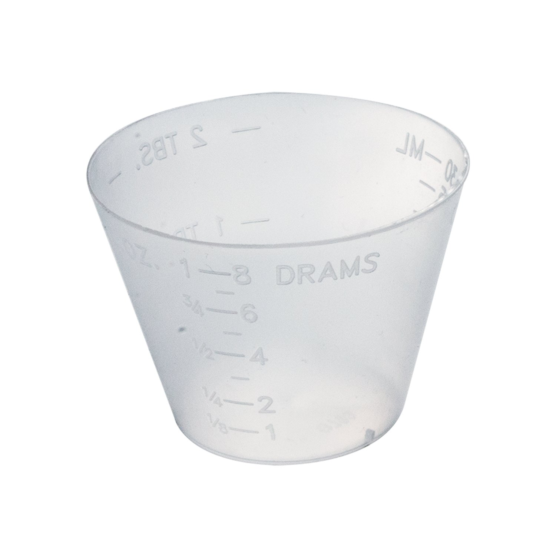 Dynarex Medicine Cup (Polyethylene), 5,000 Count