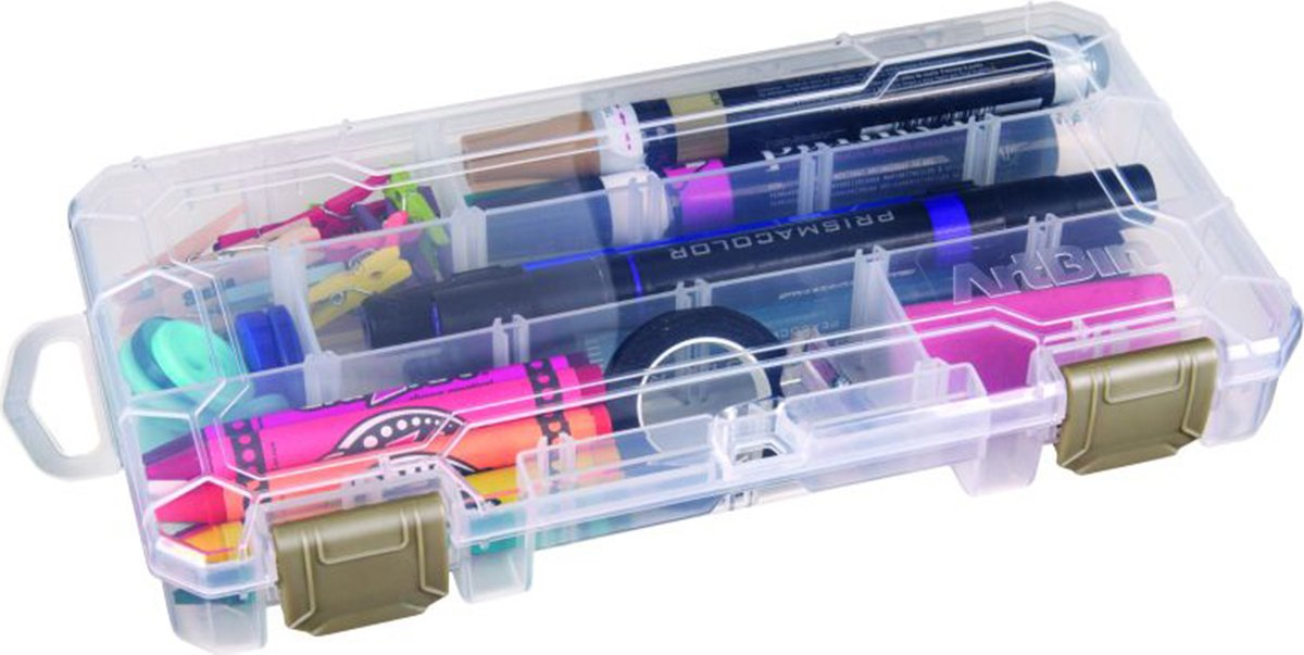 ArtBin 3003AB Solutions Box, Small, Translucent