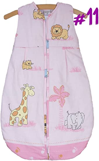 Pattern 23 Baby Sleeping Bag 6-18 Months 86 cm Cotton Travel Bag