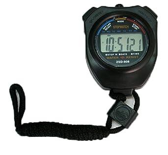Onogal 1074 - Cronometro digital con alarma y control de tiempos en deporte
