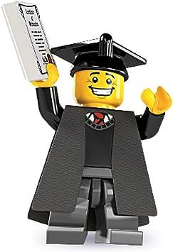 Lego Series 5 Mini Figure Graduate