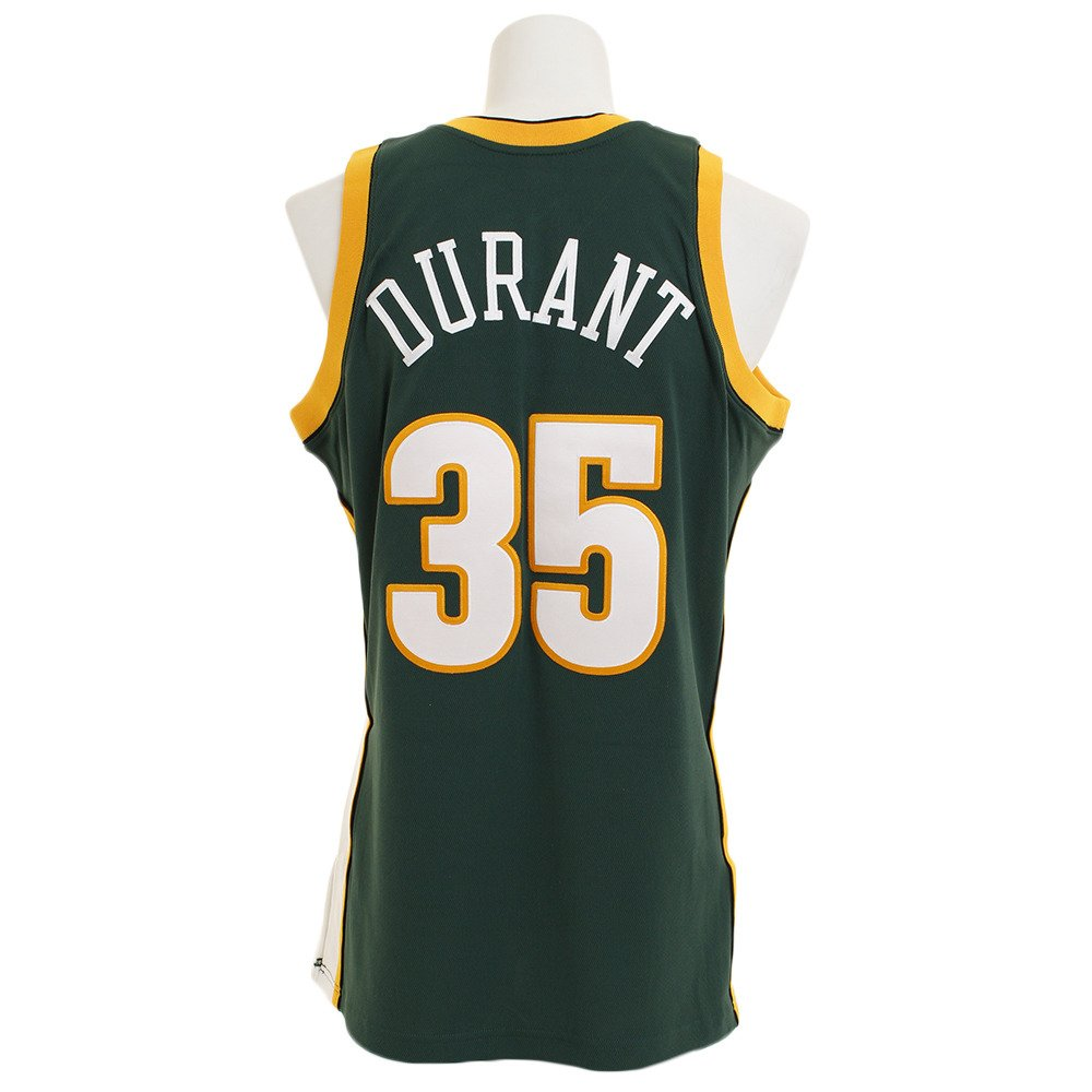 reputable site b6f5b f8302 Amazon.com : Mitchell & Ness Kevin Durant Seattle ...