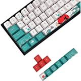 SDYZ Custom Keycaps-Keycaps 60 Percent, Suitable for GK61/GK64/RK61/Anne/GH60 /ALT61 Mechanical Keyboards, 71 Key Set, OEM Pr