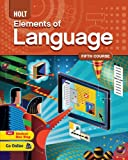 Elements of Language: Homeschool Package Grade 11 Fifth Course