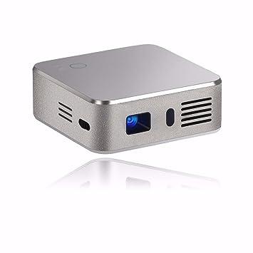 Portátil Proyector de bolsillo, ELEGIANT Mini proyector DLP WIFI ...