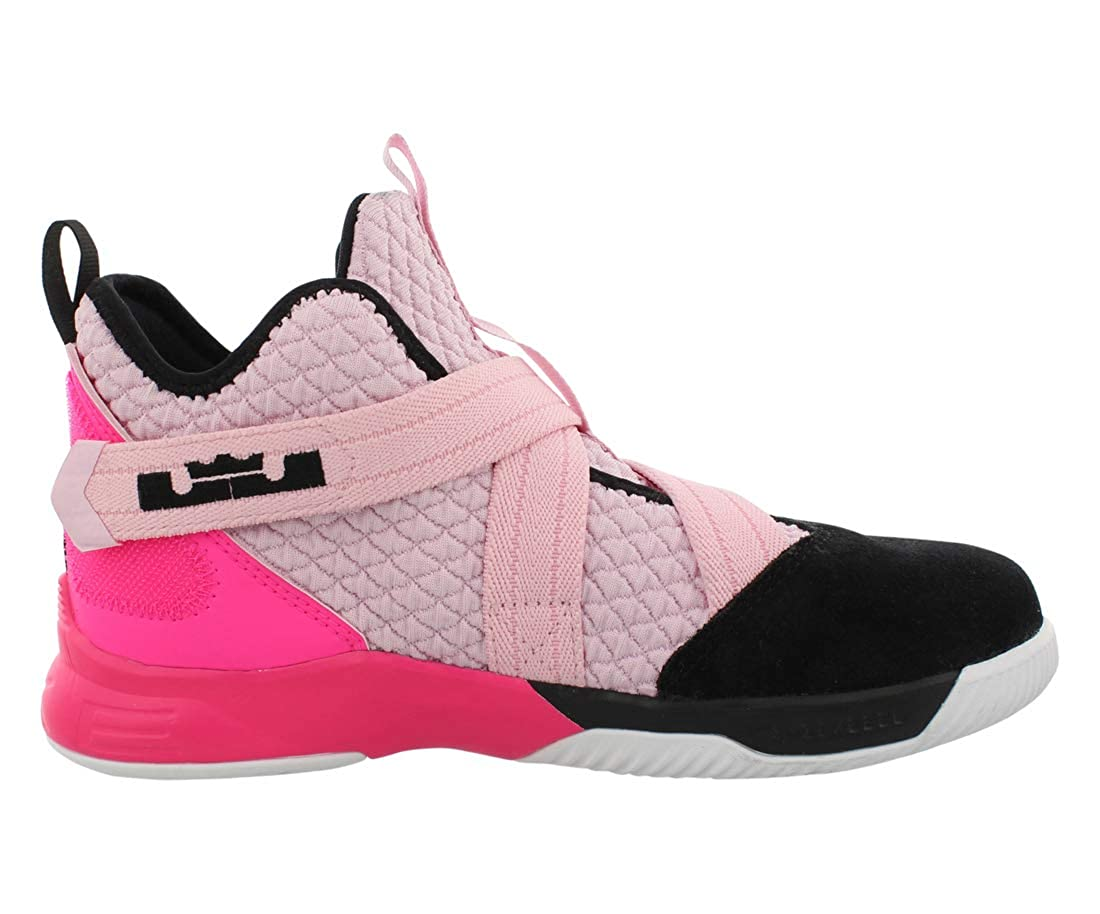 Nike Lebron Soldier XII Girls Shoes Size 3