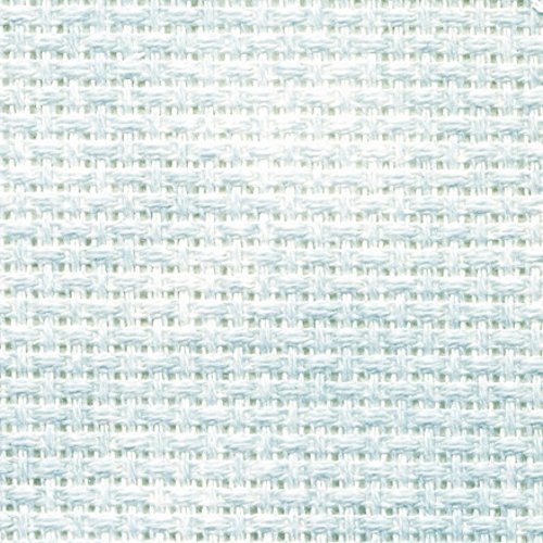 DMC Marble 14 HPI Aida Cross Stitch Fabric 3325 Blue - per pack