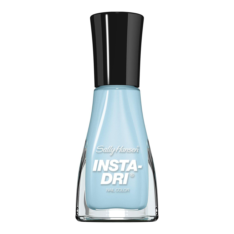 Amazon.com : Sally Hansen Insta-Dri Fast Dry Nail Color, Jade Jump ...