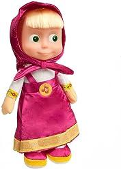 Soft toy Masha sings and talks11 inches, Masha and the bear toys, Masha y