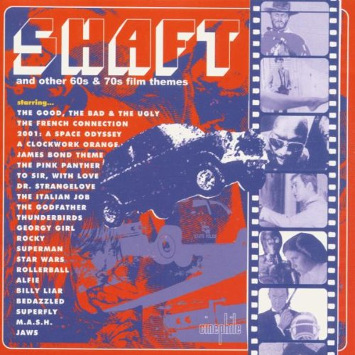 Shaft & Other 60's & 70's Film Themes by Castle Music