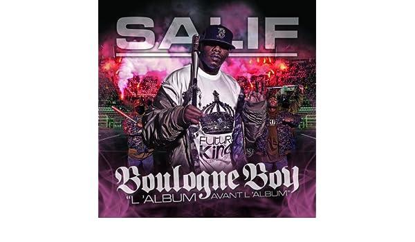 SALIF TÉLÉCHARGER BOY ALBUM BOULOGNE