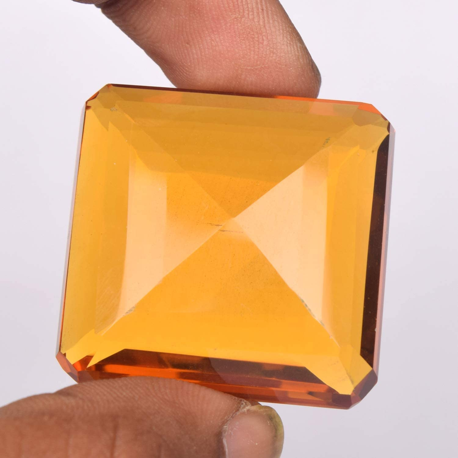 Details about  /Lot Natural Yellow Chalcedony 10X14 mm Octagon Faceted Cut Loose Gemstone
