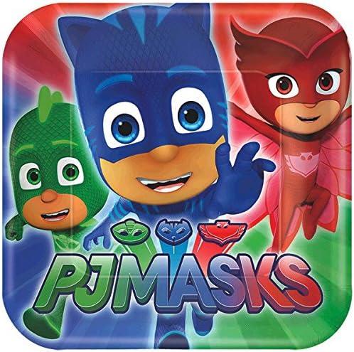 Amazon.com: Another Dream PJ Masks Paquete de fiesta de ...