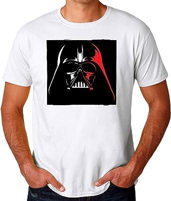 Star Wars Darth Vader Camiseta para Hombres: Amazon.es: Ropa y accesorios