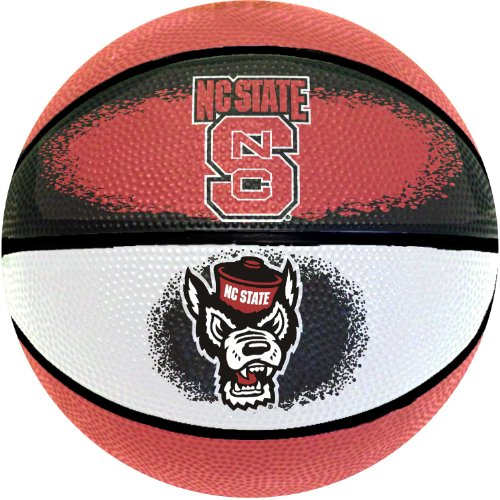 NCAA North Carolina State Wolfpack Mini Basketball, 7-Inches ()