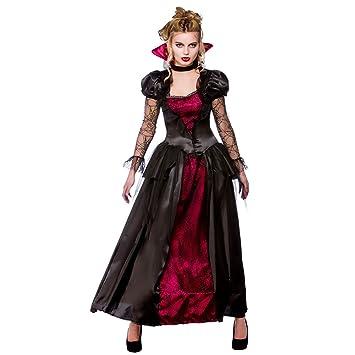 Damen Vampir königin Halloween Kostüm für Kostüm Damen M