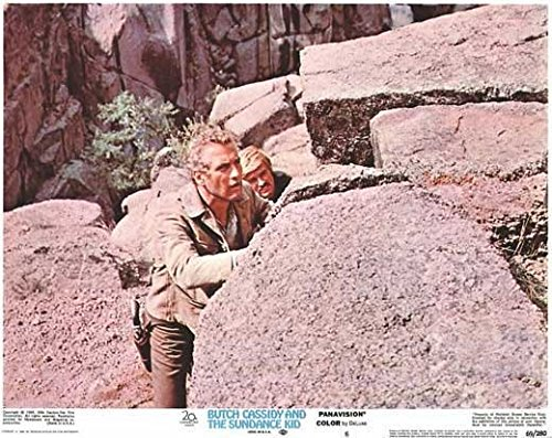 Butch Cassidy and the Sundance Kid Poster Movie 1969 Style E Paul Newman Robert