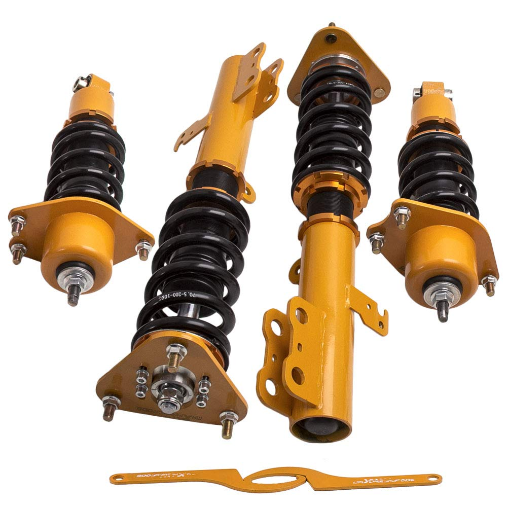 for Scion tC 2005-2010 Coilovers with Adj Height Shocks Struts Coil Overs