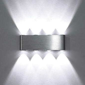 Lámpara de pared Led moderna 2W 4W 6W 8W Apliques de pared ...