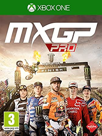 MXGP Pro The Official Motocross Videogame - Xbox One ...