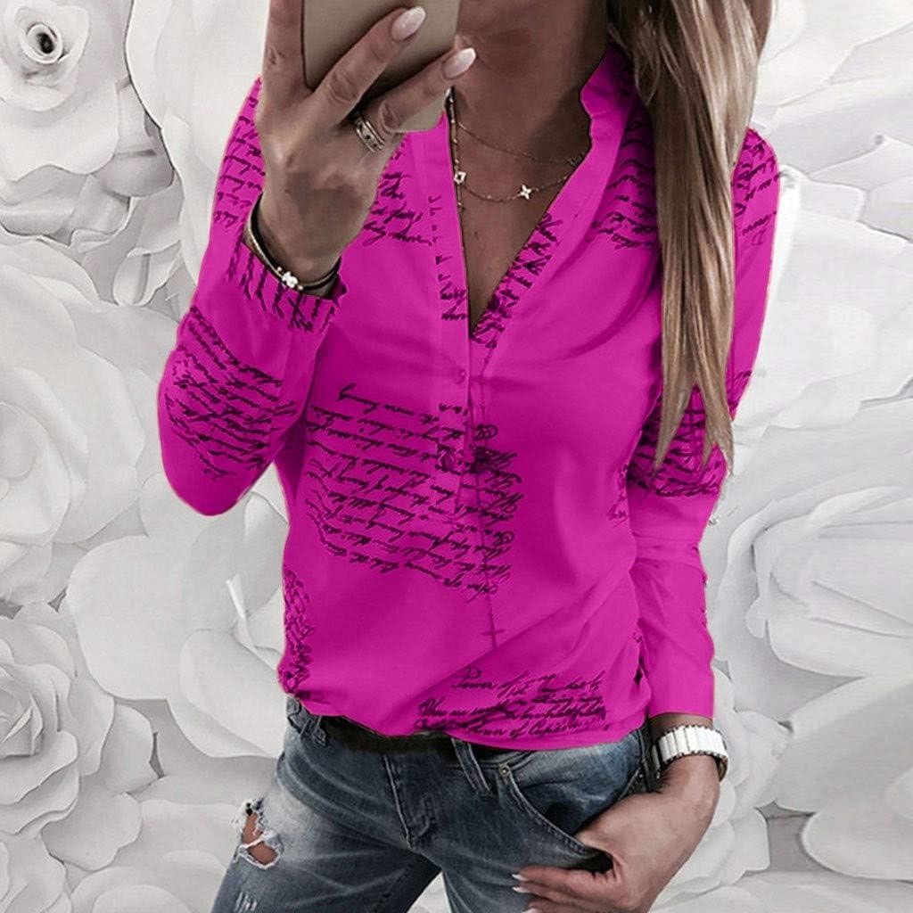 Camicia Donna Scollo a V Blusa Donna Chiffon con Manica a Volant Tie Knot T Shirt Camicie da Donna Collo a V Bluse e Camicie Donna Camicetta Manica Corta Casual Tinta Unita SANFASHION