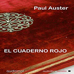 El cuaderno rojo [The Red Notebook] Audiobook