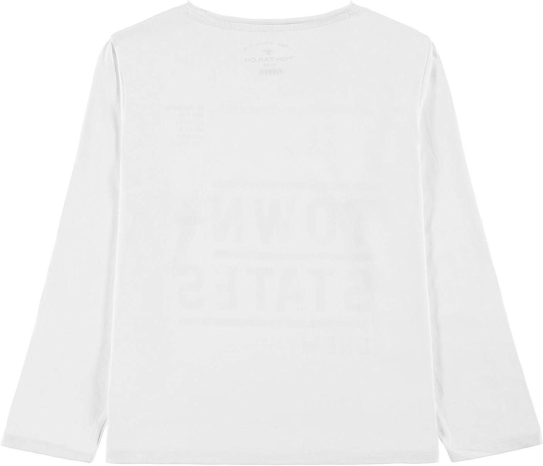 TOM TAILOR Jungen Placed Print T-Shirt