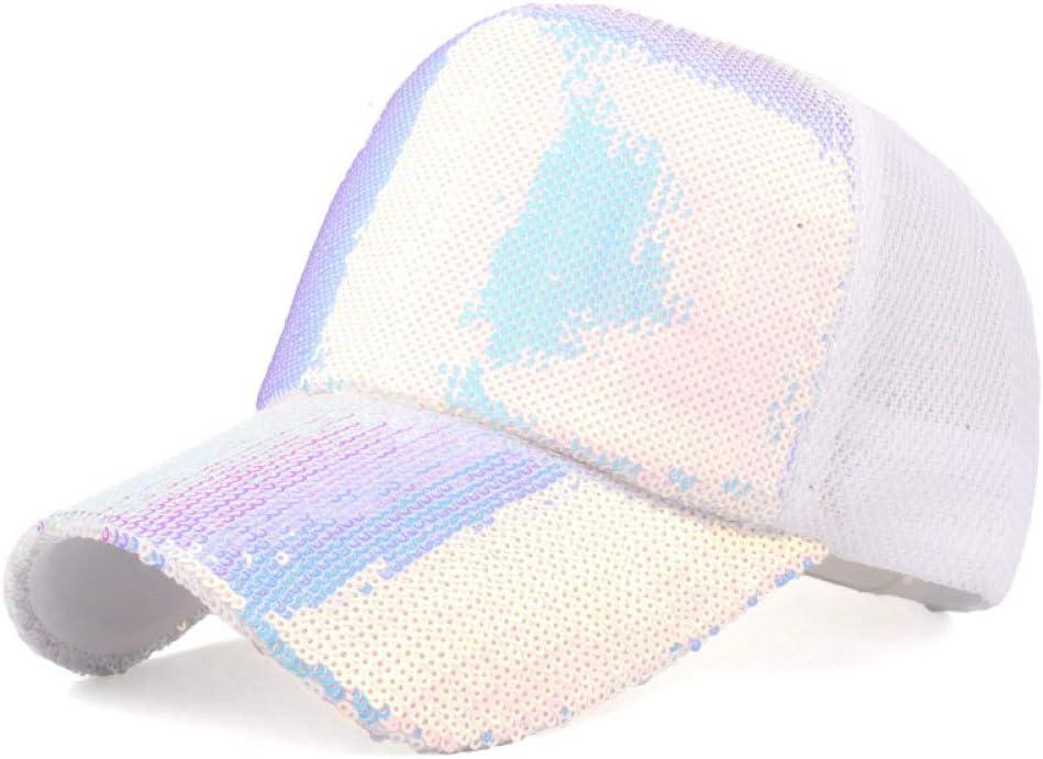 KFEK Gorra de Red de béisbol de Verano para Hombres Casuales Visera al Aire Libre Sombrero para el Sol Gorra de Senderismo B2 Ajustable: Amazon.es: Hogar