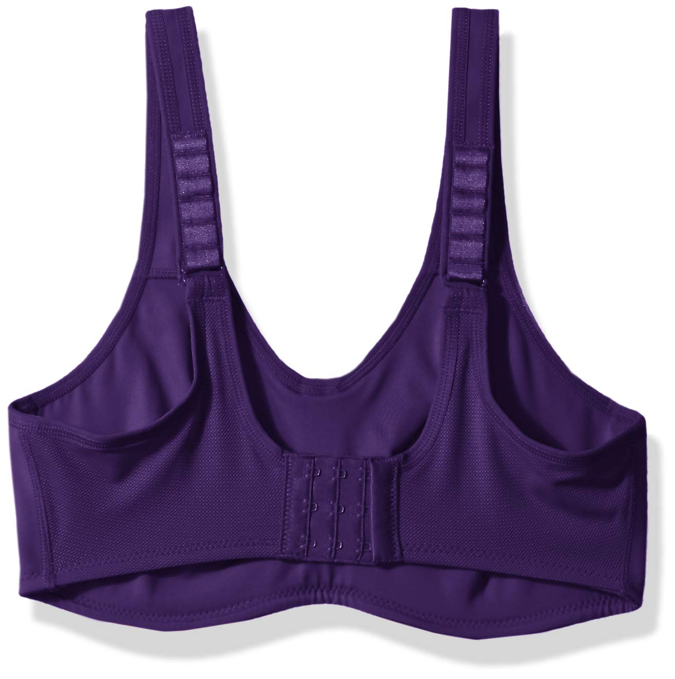 Wacoal Women's Plus-Size Sport Underwire Bra Bra, Violet Indigo, 32D by Wacoal (Image #2)