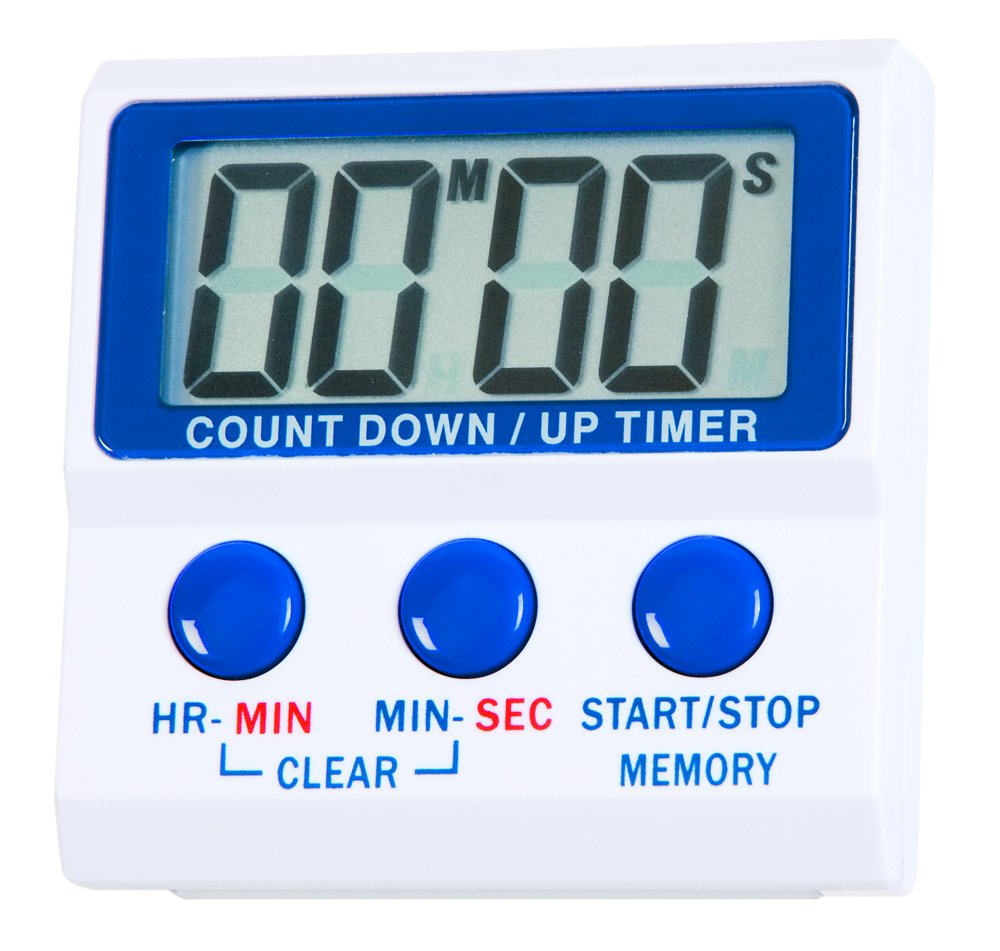 ETI Countdown/Up Timer - Countdown Timer for Cooking or Baking - Max ...
