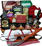 Art of Appreciation Gift Baskets Grilling Creations Spice it up Right BBQ Sauce and Fixins Set
