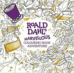 Roald Dahl S Marvellous Colouring Book Adventure 로알드 달 퀸틴