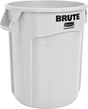 10-Gallon Rubbermaid Commercial Brute Waste Container
