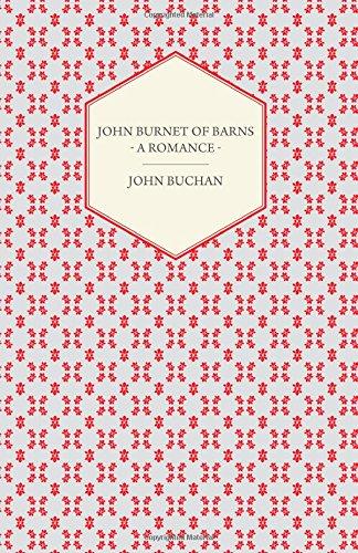 Read Online John Bernet of Barns - A Romance pdf epub