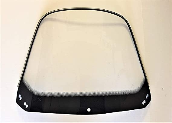 Tank Touring Style Windshield for Chinese Scooter ~19