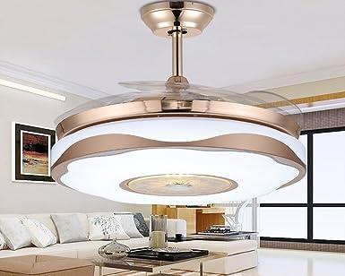 Ventilador de techo invisible, restaurante, casa lámpara ...