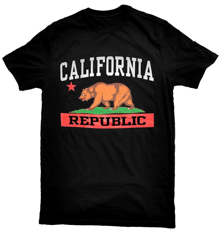 California Republic Cali T-Shirt