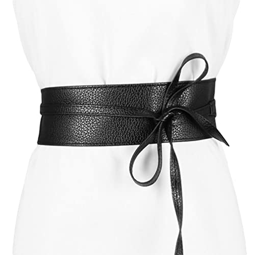 Lumeidon Donna Primavera Estate Autunno Dress Cinture Decorative Larga Cintura Con Fiocco Cinture In...