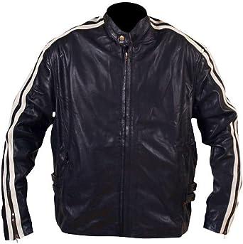 SleekHides Mens Fashion Real Leather Jacket