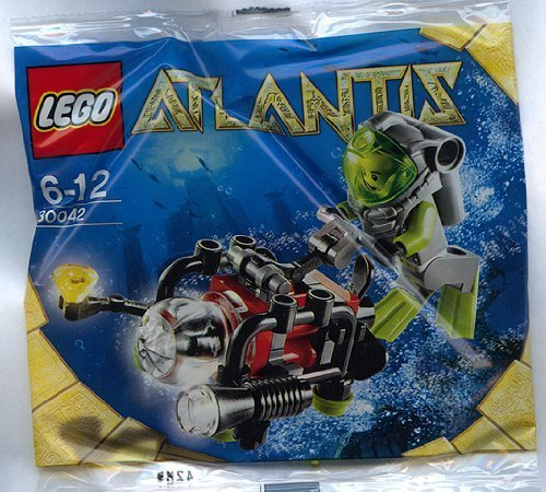 LEGO Atlantis Mini Sub 30042