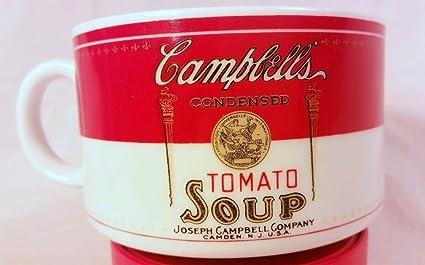 a37d997a0de Amazon.com | Vintage Campbell's Condensed Tomato Soup Mug Historical ...