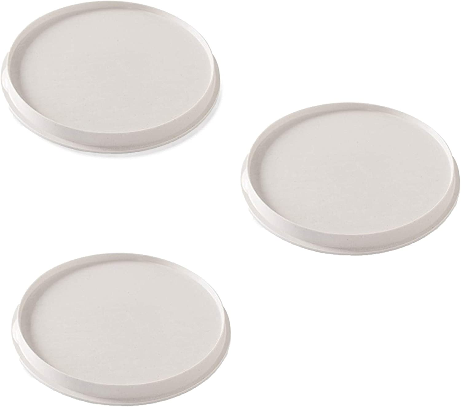 Nordic Ware Round Microwave Bacon and Meat Cooker, Set of 3