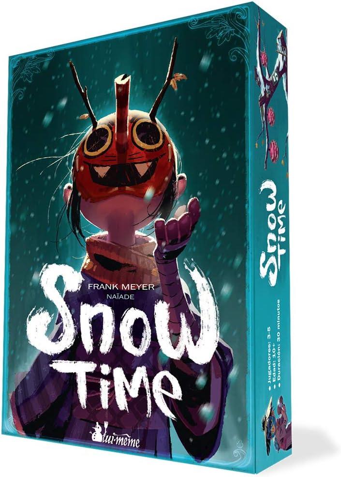 Asmodee- Snow Time (ADE0LMSNO01)