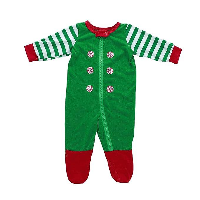 Amazon.com: Conjunto de ropa de dormir para bebé, niños ...