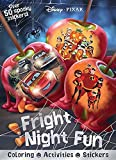 Disney Pixar Fright Night Fun: Coloring, Activities, Stickers
